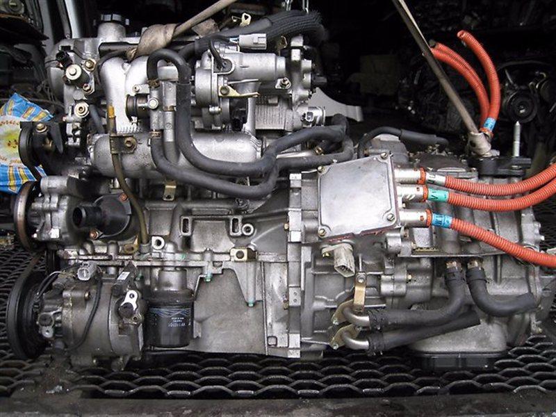 Двигатель Toyota Prius NHW10 1NZFXE