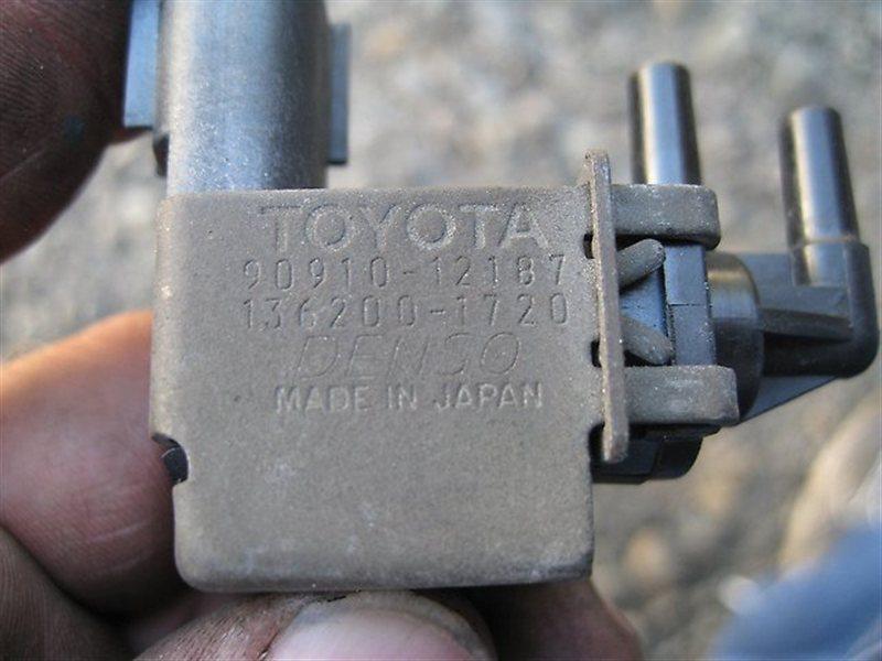 Клапан вакуумный Toyota Regius RCH47 7KE