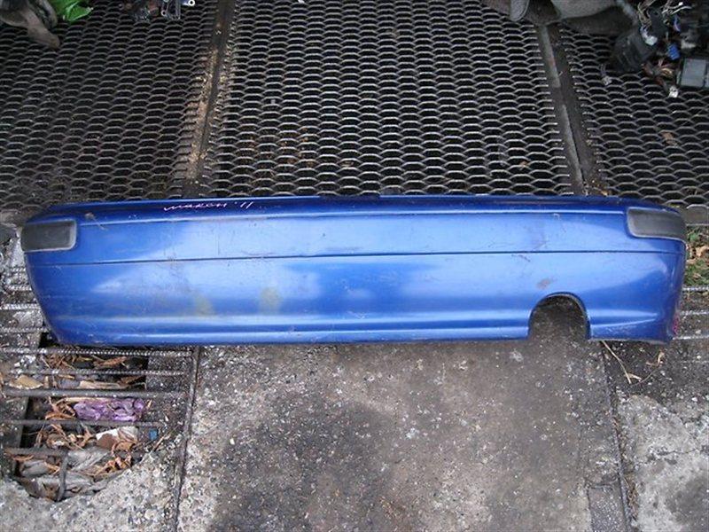 Бампер Nissan March HK11 CG10DE задний