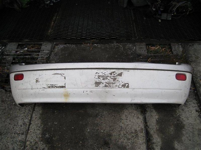 Бампер Toyota Raum EXZ15 5EFE задний