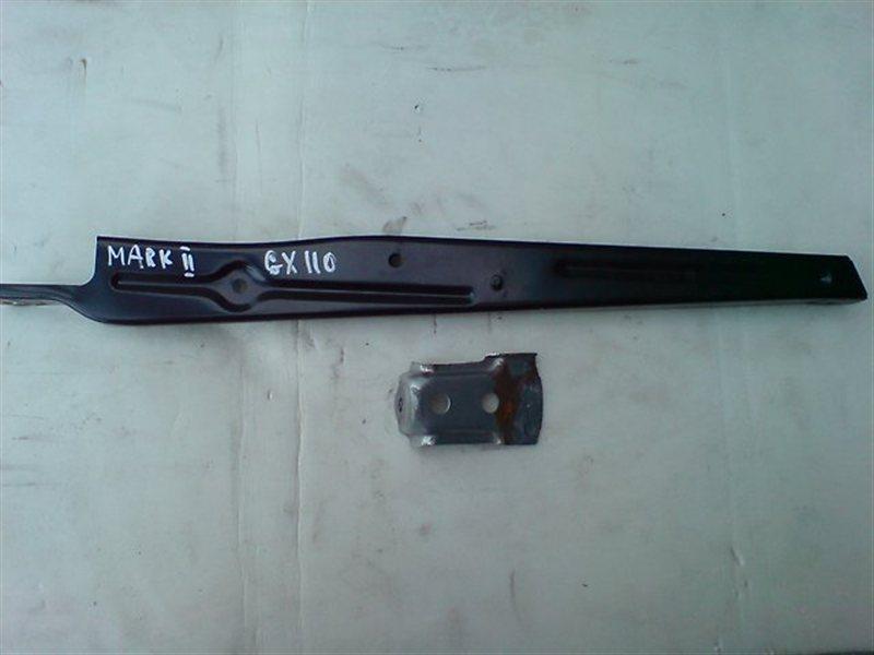 Планка замка капота Toyota Mark Ii GX110 1JZFSE