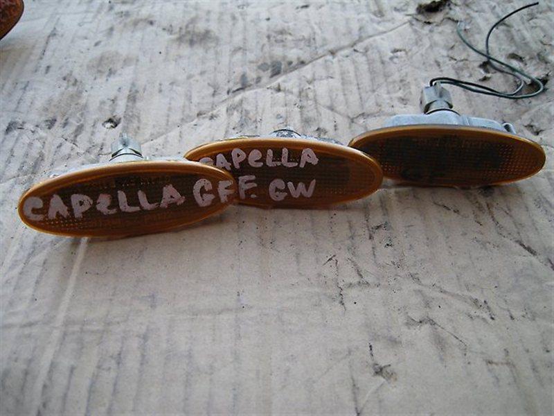Повторитель в крыло Mazda Capella GWEW