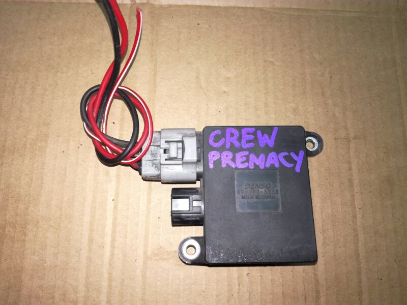 Реле вентилятора Mazda Premacy CREW