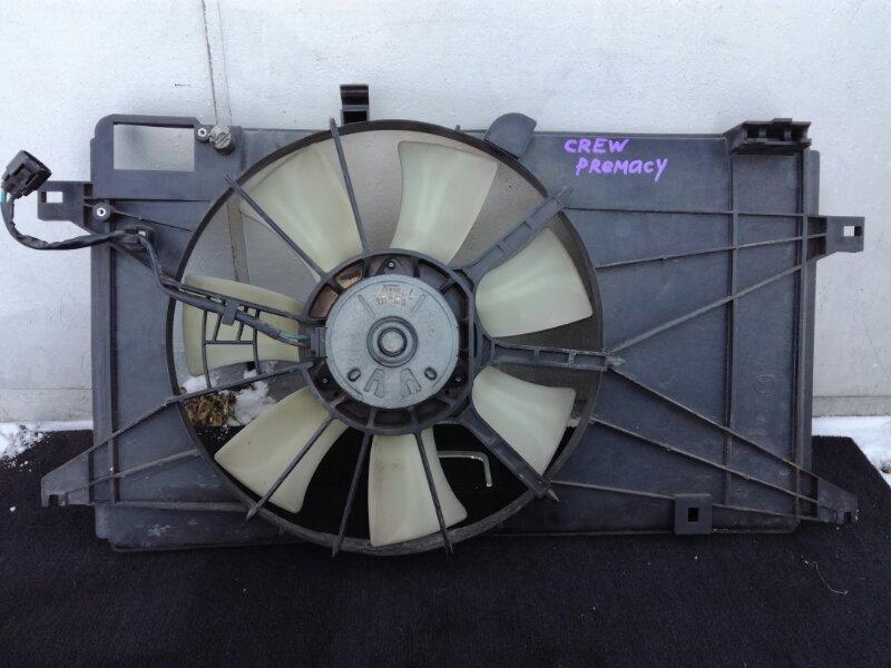 Вентилятор радиатора Mazda Premacy CREW