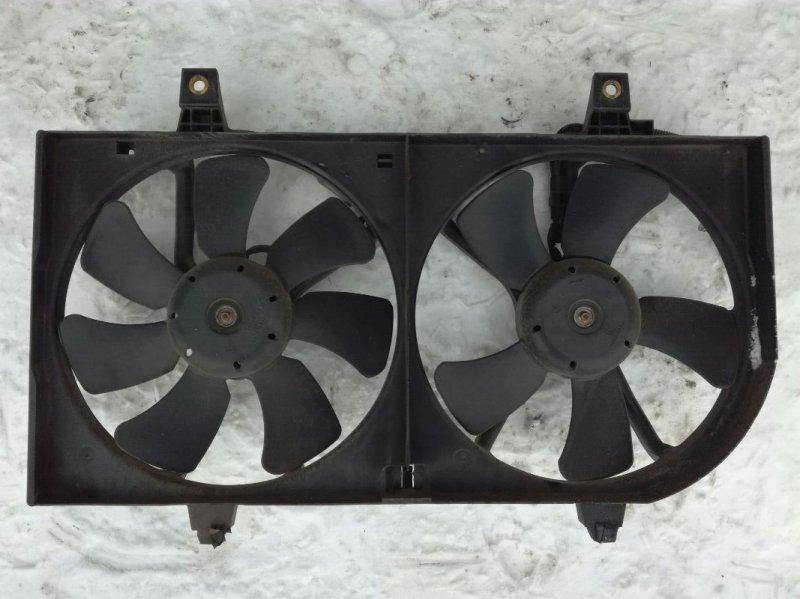 Вентилятор радиатора Nissan Ad VENY11 QG15DE