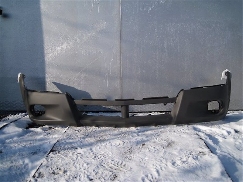 Бампер Toyota Voltz ZZE136 1ZZ-FE передний нижний