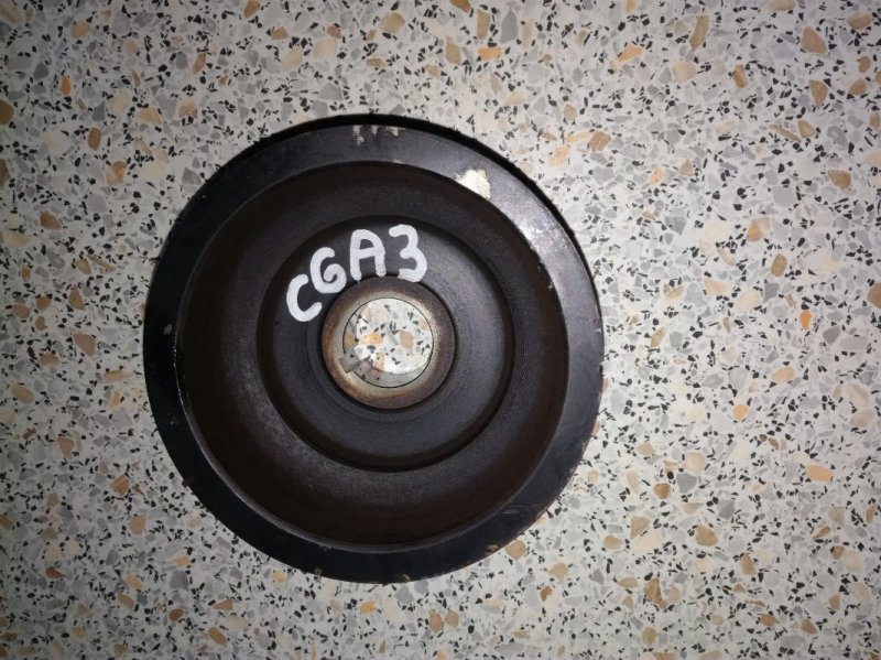 Шкив коленвала Nissan Cube AZ10 CGA3DE