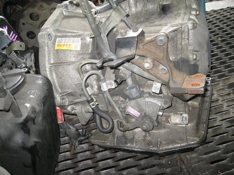 Акпп Toyota Raum EXZ15 5EFE