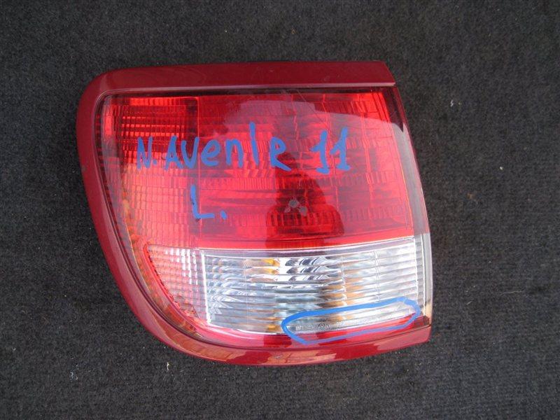 Стоп Nissan Expert VENW11 QG18DE задний левый