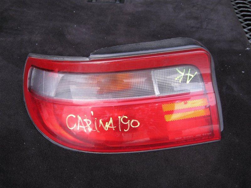 Стоп Toyota Carina ST190 4AFE задний левый