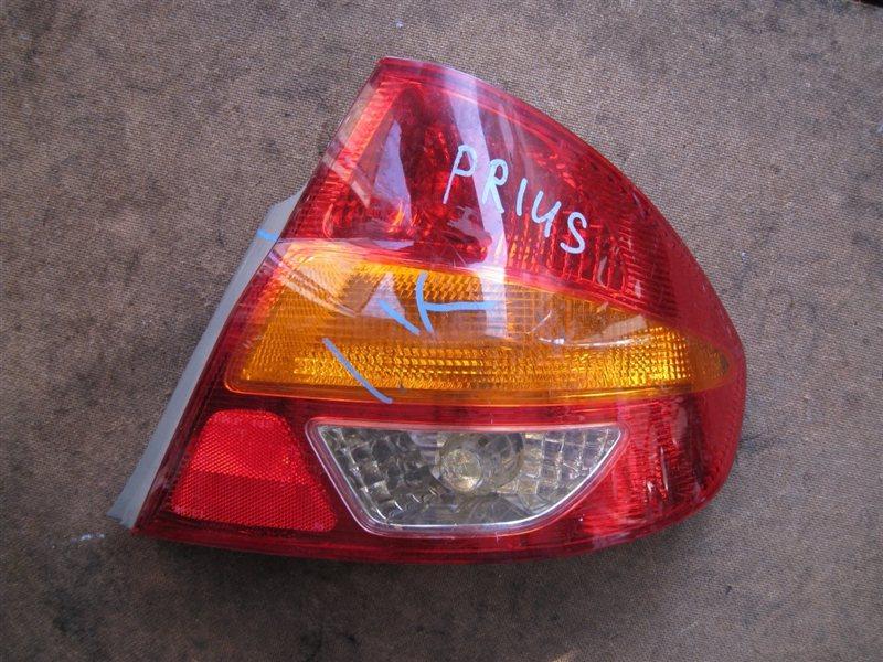 Стоп Toyota Prius NHW10 1NZFXE задний правый