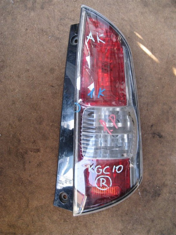 Стоп Toyota Passo M310S K3VE задний правый
