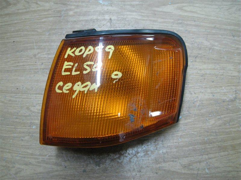 Габарит Toyota Tercel EL53 1NT передний левый