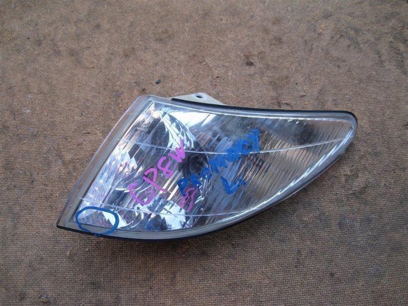 Габарит Mazda Premacy CP8W передний левый