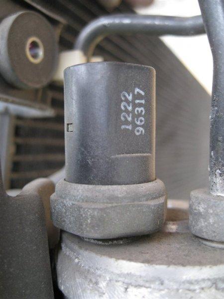 Датчик кондиционера Nissan Presage VU30 VQ30DE