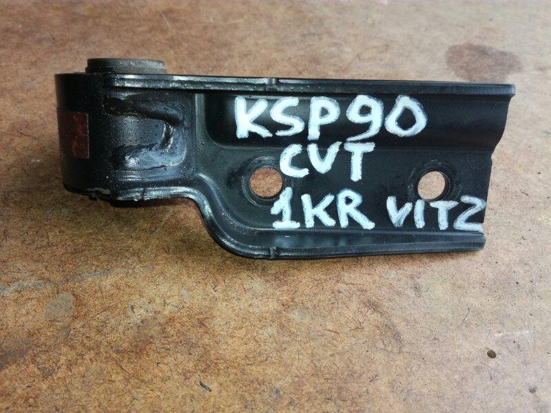 Подушка двигателя Toyota Belta KSP92 2SZFE задняя