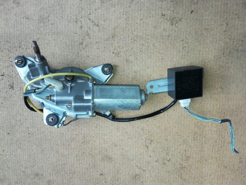 Мотор дворника Toyota Ipsum SXM10 3CTE задний