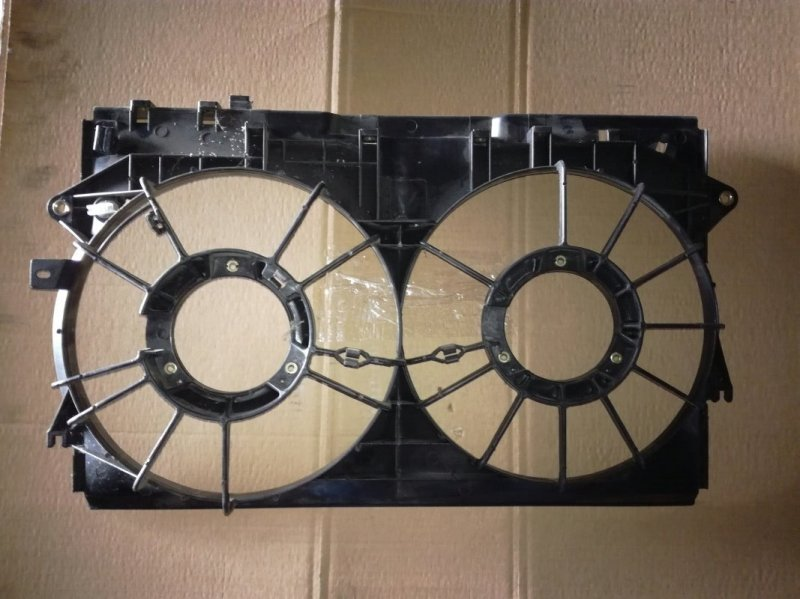 Диффузор Toyota Avensis NDE120 1CDFTV