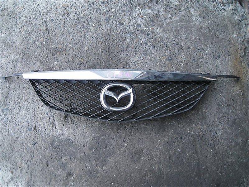 Решетка радиатора Mazda Premacy CP8W 1999