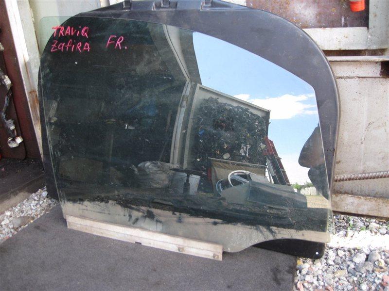 Стекло двери Subaru Traviq 90579660 Z18XE переднее правое