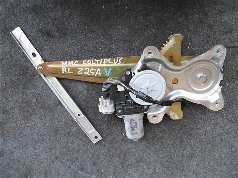 Стеклоподъемник Mitsubishi Colt Z27WG задний левый