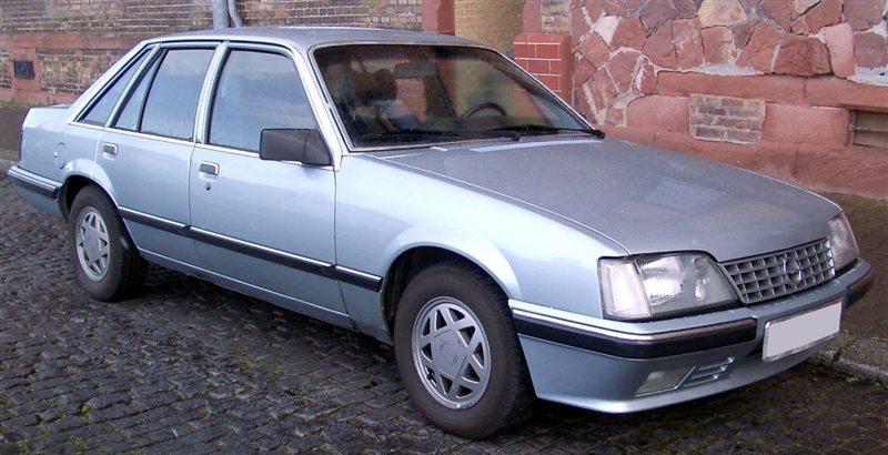 Мотор стеклоподъемника Opel Senator 1978 г. в правый