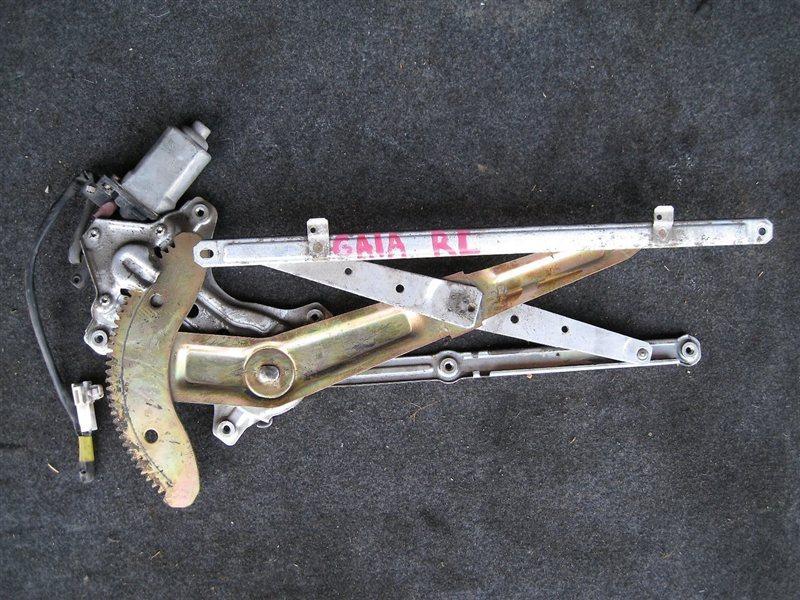 Стеклоподъемник Toyota Gaia SXM10 3SFSE задний левый