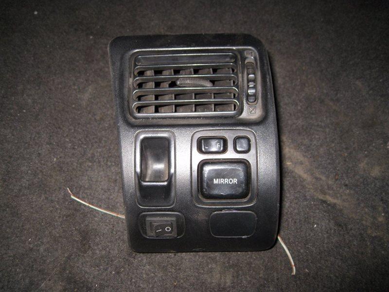 Блок управления зеркалами Toyota Sprinter CE100 2C 1991/10