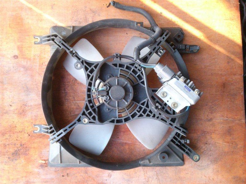 Вентилятор радиатора Mitsubishi Aspire EC3A