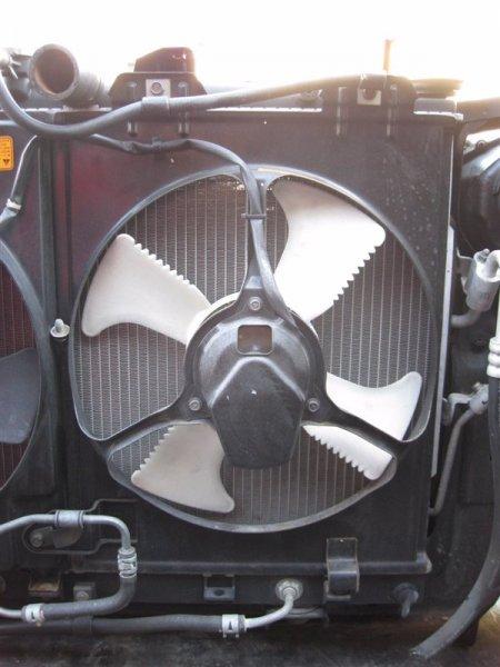 Вентилятор радиатора Mitsubishi Airtrek CU2W