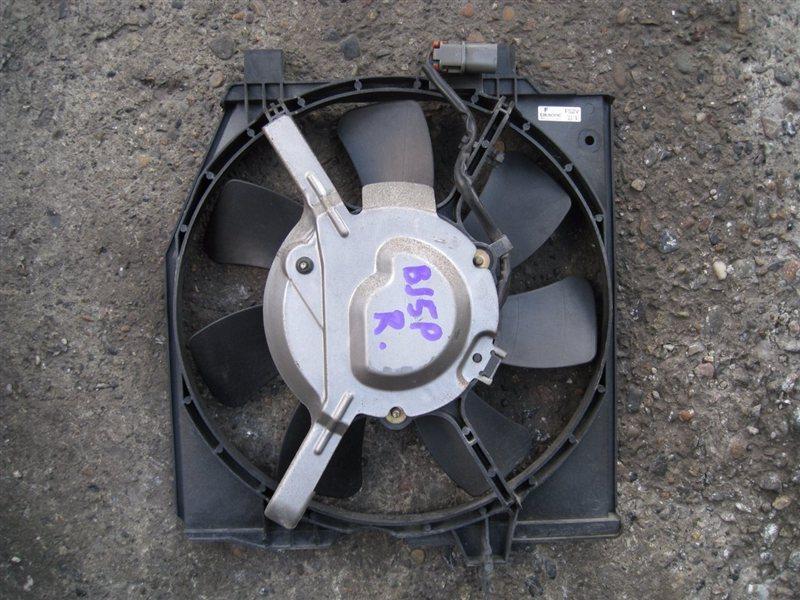 Вентилятор радиатора Mazda Familia BJ3PF правый