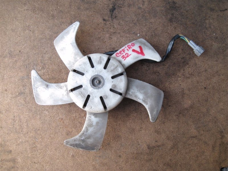Вентилятор радиатора Nissan Cefiro HA32 VQ30DE