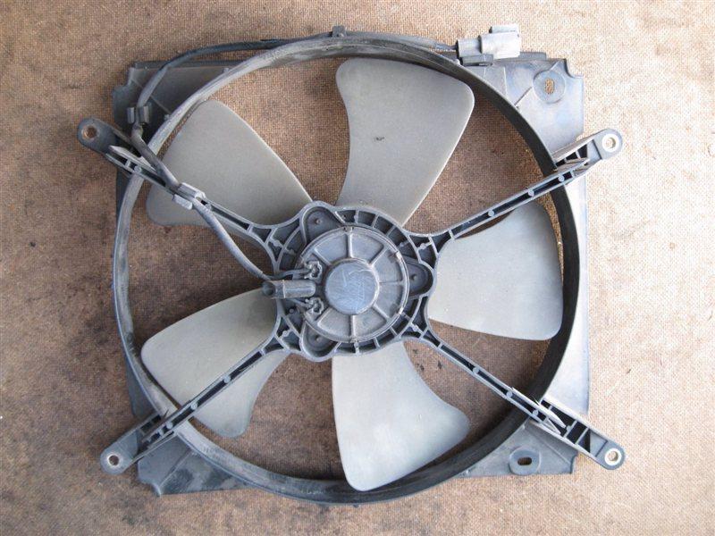 Вентилятор радиатора Toyota Carina Ed ST202 7AFE