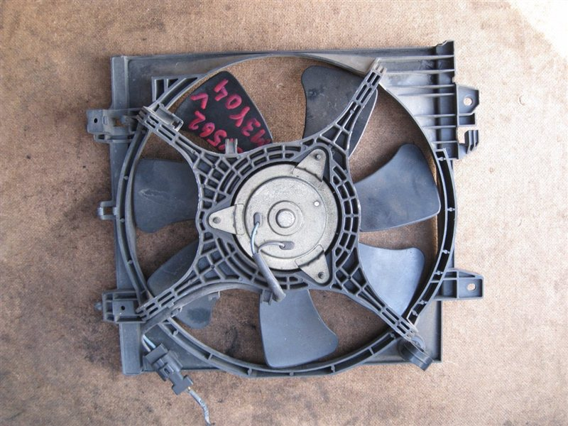 Вентилятор радиатора Subaru Forester SG5 EJ152