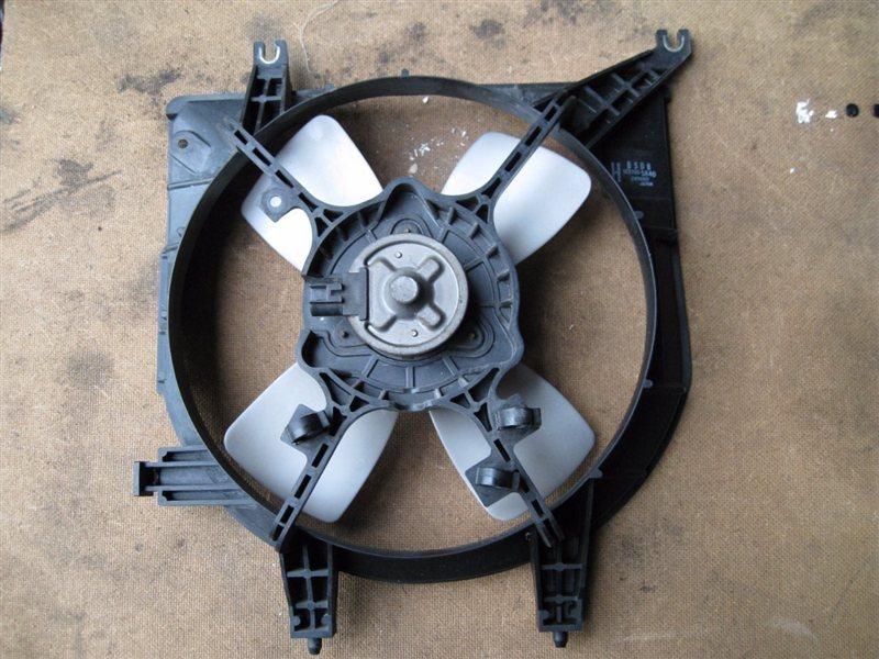Вентилятор радиатора Mazda Demio DW3W B3. B5 1999