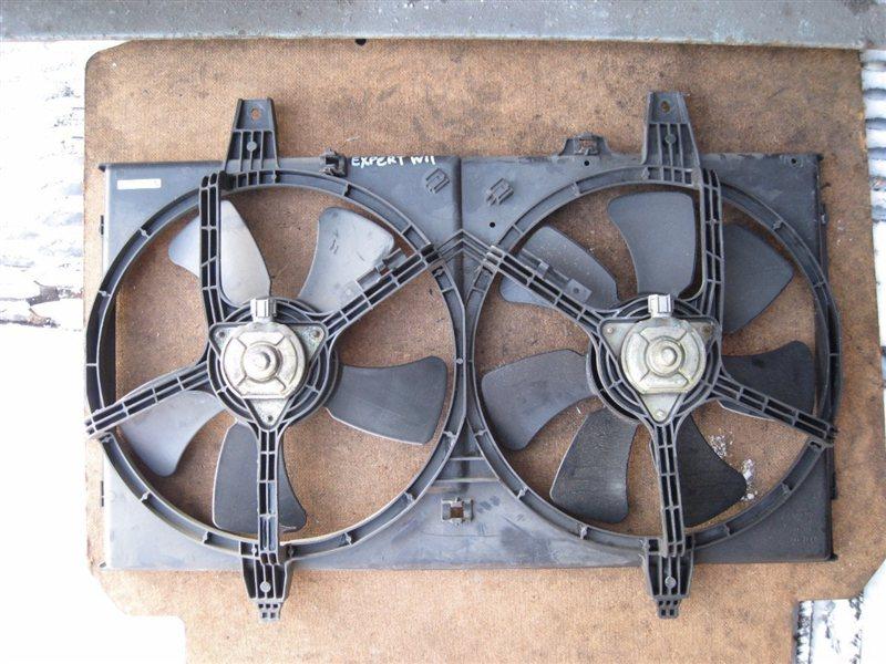 Вентилятор радиатора Nissan Avenir PW11 QG18DE