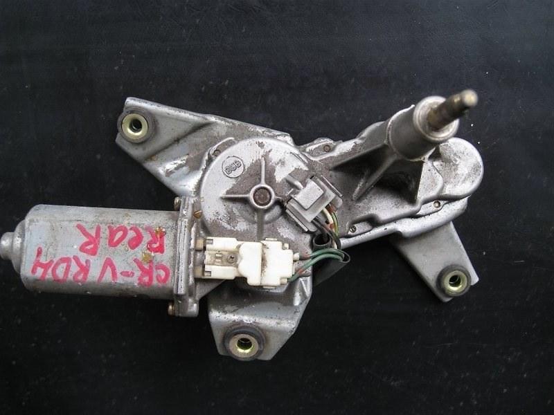 Мотор дворника Honda Cr-V ABA-RD5 N22A2 задний