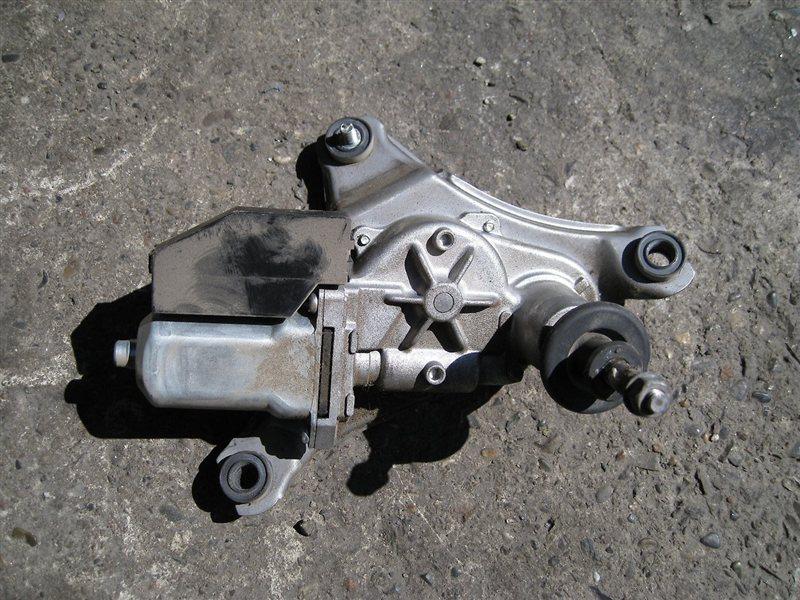 Мотор дворника Toyota Corolla Axio NZE141G 1NZFE задний