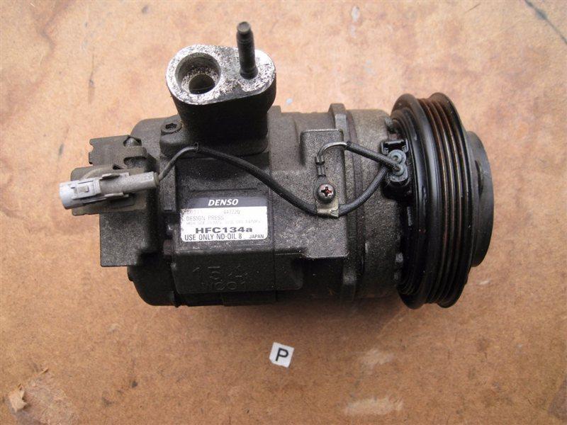 Компрессор кондиционера Toyota Chaser GX105 1GFE