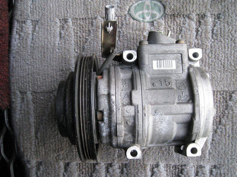 Компрессор кондиционера Toyota Caldina AT191 7AFE