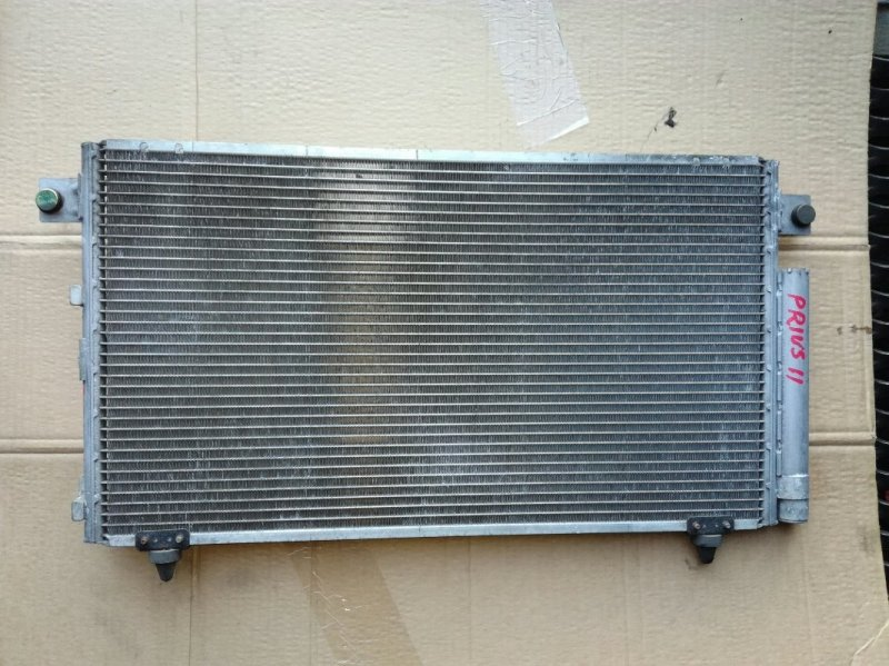 Радиатор кондиционера Toyota Prius NHW11 1NZFXE