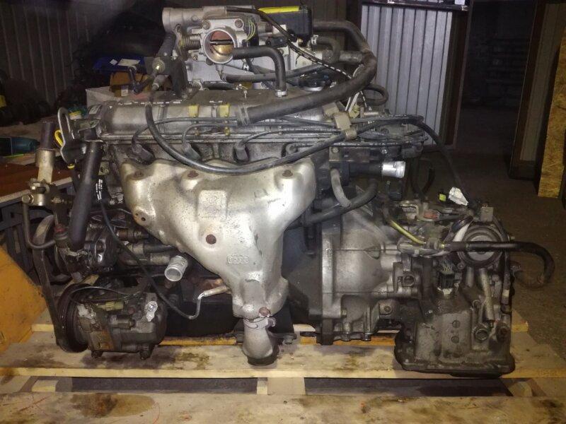 Двигатель Mazda Autozam AZ-3 B5