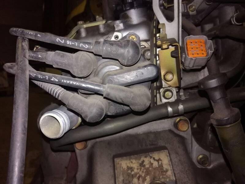 Бронепровод Mazda Demio DW3W B5