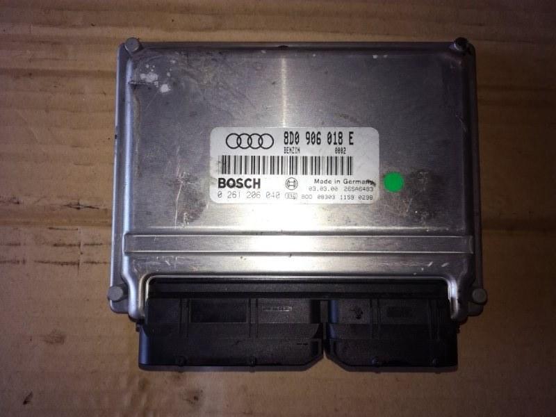 Блок управления двигателя Audi A4 APT 2000