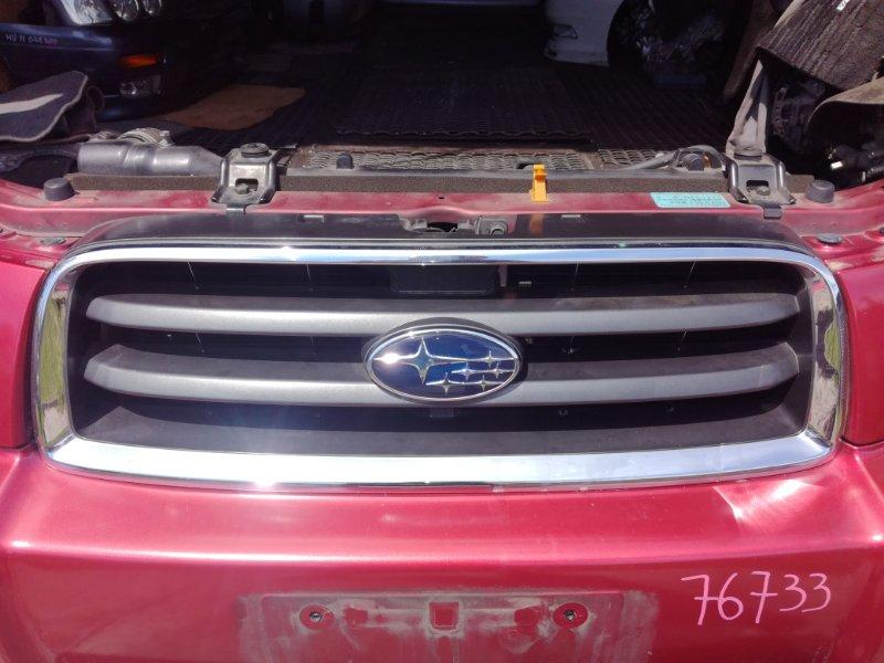 Решетка радиатора Subaru Forester SG9 EJ202