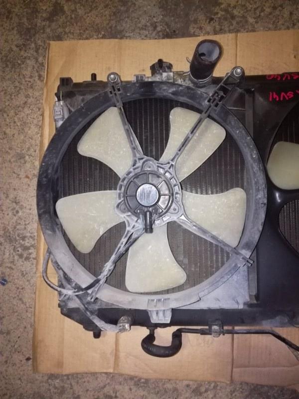 Вентилятор радиатора Toyota Camry SV42 3SFE левый
