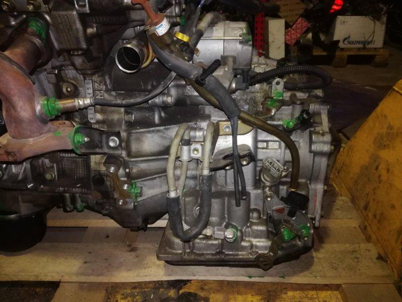 Акпп Toyota Estima MCR30W 1MZ-FE