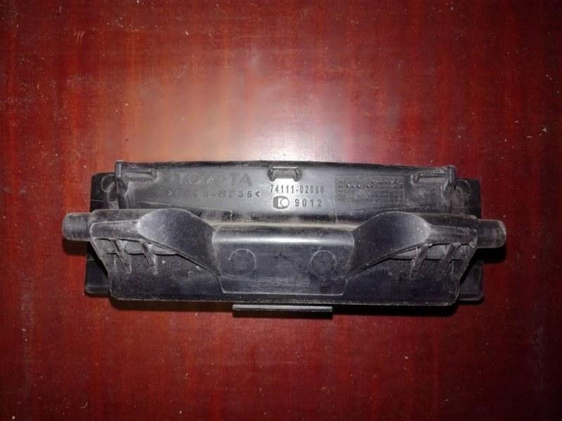 Пепельница Toyota Corolla Fielder CE120 передняя