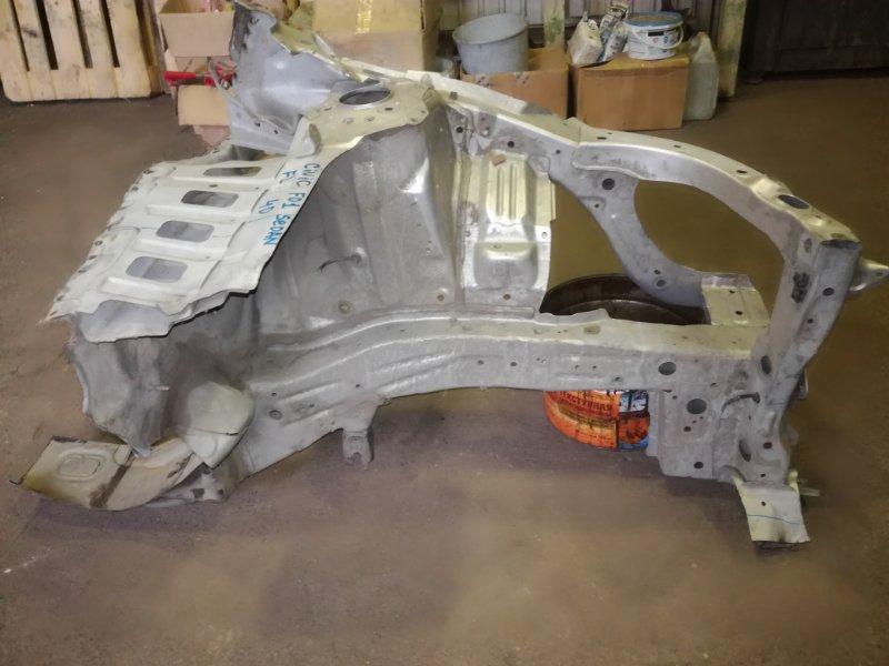 Лонжерон Honda Civic DAA-FD3 передний левый