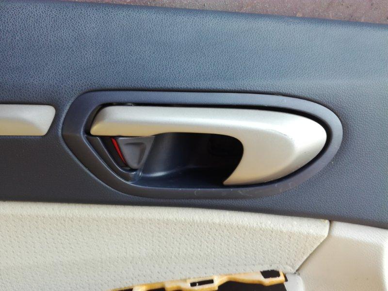 Ручка двери внутренняя Honda Civic Hybrid DAA-FD3 R16A1 передняя левая